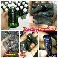Paketan Bahan Black opal sempur dan minyak jarong 250 ml
