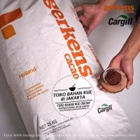 Gerkens Cacao Powder 100gr GT78 Holland 22-24% Bubuk Coklat Cargill