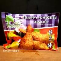 Vegetarian Happy Chicken Analog Green Farm / Paha Ayam / Drumstick