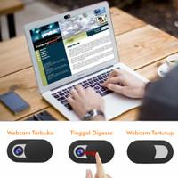 Aksesoris Webcam Camera Cover Pelindung Penutup Kamera Depan Laptop HP
