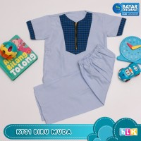 Baju Koko Anak Turki Baju Muslim Anak Laki-Laki