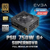EVGA SuperNOVA 750 G1+, 80 Plus Gold 750W, Fully Modular