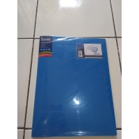 Clear Holder Bantex A4 60 sheet
