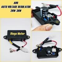 AVR petak hitam mesin genset 2kw 3kw 3500watt GX160 GX200