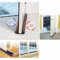 Strip Lajur Penutup Celah Bawah Pintu Penahan Debu / Serangga Kecoa