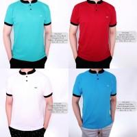 Kaos Kerah Pria Lacost / Kaos Kerah Shanghai Polos / Polo Shirt Pria