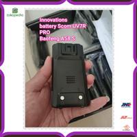 battery baterai SCOM UV7R PRO Baofeng A58S A58 S