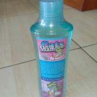 Shampoo kucing - Armani Tick and Flea