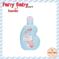 BAMBI BABY COLOGNE WITH CHAMOMILE & ANTI IRRITANT COMPLEX 100ML