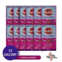Autan Floral & Protect Sachet 12 Sachet