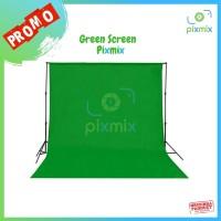 Kain Background Green Screen 2,4x2m