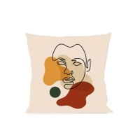 Bantal Sofa Modern Art Face/Bantal Modern Art Face/Cushion