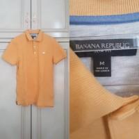 Banana Republic Polo Shirt // Atasan Pria