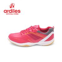 Ardiles Men Alchemist Sepatu Badminton - Merah - Merah, 44