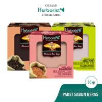 Herborist Paket Sabun Beras