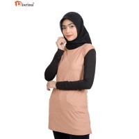 Nisrina Fashion Muslim Manset Tanpa Lengan Inner Shifa
