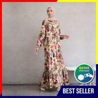GAMIS DEWASA HOMEY DRESS COCONUT - BAHAN KATUN RAYON PREMIUM