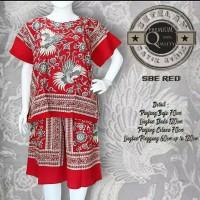 setelan batik Gogo kulot babydoll baju tidur oleh oleh jogja solo