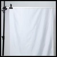 (1,5 M x 2 M) kain Putih Untuk Background (1,5 x 2 M) dan Taplak meja - Putih