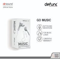 DeFunc GO Music - Corded Earphone