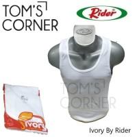 Singlet pria merk ivory By Rider   Kaos Dalam Vest pakaian dalam IV102
