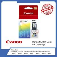Tinta Canon CL 811 CL811 Original Color untuk IP2770 MP237