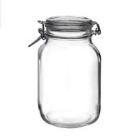Toples Hermetico 2L / Toples Kaca / Toples Kue / Hermetico Jar