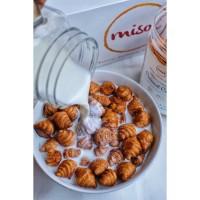 PREMIUM Croissant Cereal MISOL - Snack atau sereal dengan fresh milk