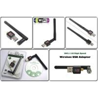 Usb Wifi 2.0 Antena Wireless 802.IIN 300 Mbps - USB WiFi 300Mbps ANTEN