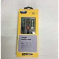 kabel jack 3.5 to rca 2 / kabel speaker