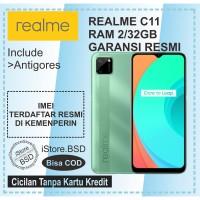 REALME C11 RAM 2/32GB   5000mAH BATTERY   GARANSI RESMI 1 TAHUN