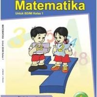 Buku BSE : Matematika untuk SD/MI kelas 1, Pengarang : Djaelani, Har