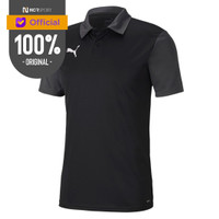 Pakaian Training Puma TeamGOAL 23 Sideline Polo Shirt BLACK Original 6