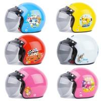 [Helm Anak] WTO Helm Anak Retro Neo