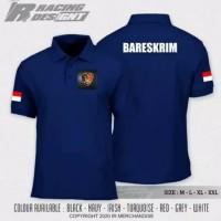 Atasan/Baju/Polo-Shirt/BARESKRIM MERCHANDISE COSTUM