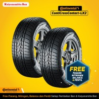 Ban Continental 265/65 17 CCLX Ban Mobil Pajero, Fortuner, Hilux R17