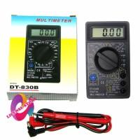 MULTIMETER DIGITAL, AVOMETER, MULTITESTER DIGITAL DT-830B DT830B