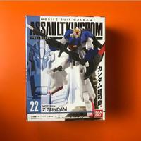 Assault Kingdom 06 MSZ-006 Zeta Gundam (Candy Toy)
