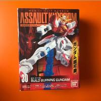 Assault Kingdom 08 BG-011B Build Burning Gundam (Candy Toy)
