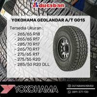 Ban 265/60 R18 Yokohama Geolandar G015 A/T Pajero Fortuner MUX