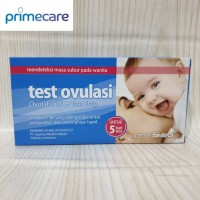 Alat Test Kesuburan / Tes Kesuburan Onemed Baby Test Ovulasi LH Test