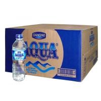 AQUA 600ml - 1 Box (24Botol)