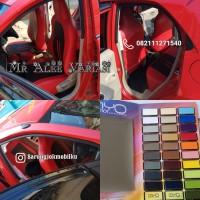sarung jok mobil honda brio rs satya 2016 2017 2018 19 20