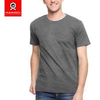 Kaos Polos Pria / Kaos Oblong Pendek Polos / Tshirt Polos -H11B-11002M - Siro Hitam, M