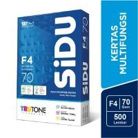 SiDU Kertas Fotocopy 70 GSM F4