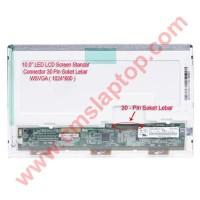 LCD LED 10.1 Soket Besar Asus Eee PC 1015B 1015BX 1015CX 1015P 1015PD
