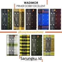 SARUNG WADIMOR PRIMER DOBY SONGKET EXCELLENT