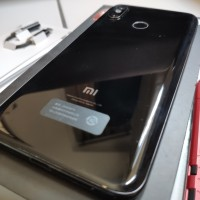 Xiaomi Mi 8 6/128GB Black Snapdragon 845