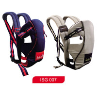 GENDONGAN BAYI DEPAN BABY SCOTS ISG007 SCOTS EMBROIDERY BABY CARRIER