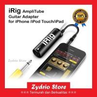 iRig AmpliTube Interface untuk Efek Gitar / Soundcard iOS iPhone iPad